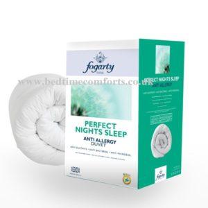 Fogartys Anti-Allergy Fibre Duvets