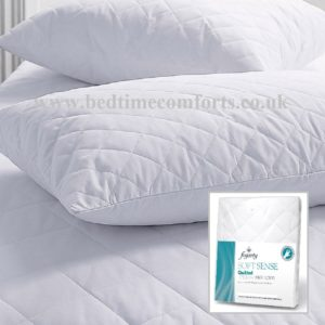 Fogarty Soft Sense Pillow Protector