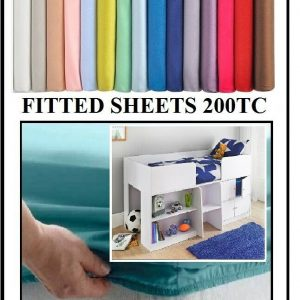 cabin bed fitted sheet