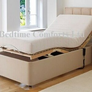"""Electric Bed 2'6"""" x 6'6"""" Small Single """"QUILTED"""" Fitted Mattress Topper"""
