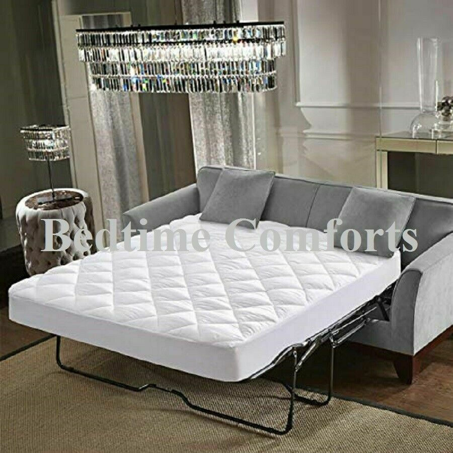 Sofa Bed / Pull Out Bed EXTRA THICK Mattress Protector ...