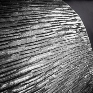 Charcoal Grey Modern Duvet Cover + Pillowcases MARINA