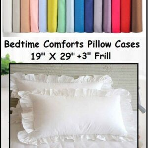 frill pillow case 1